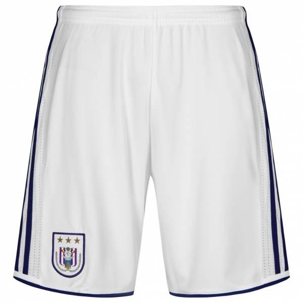 RSC Anderlecht adidas Heim Herren Shorts AO3260