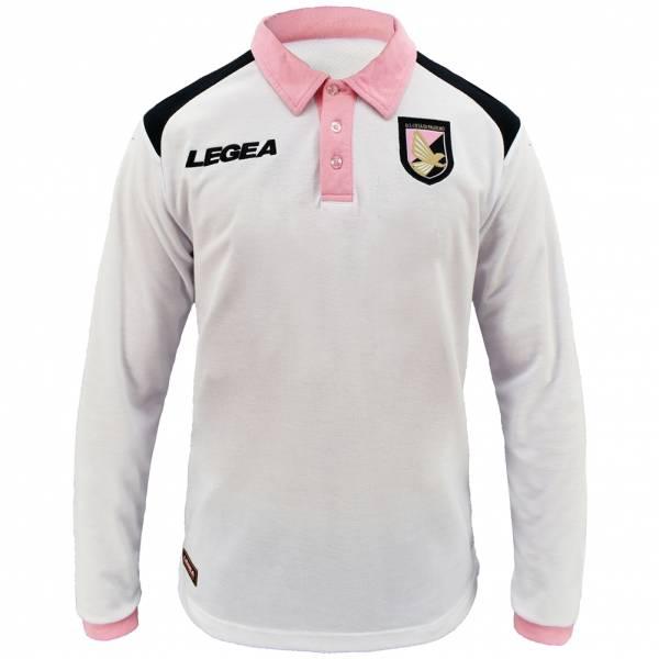 US Palermo Legea Langarm Polo-Shirt PLM241-0311