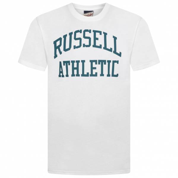Russell Athletic Crew Neck Herren T-Shirt FW16PON001-WHITE
