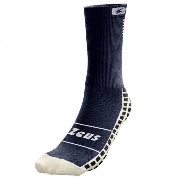 Zeus calcetines de entrenamiento profesionales antideslizantes Marino