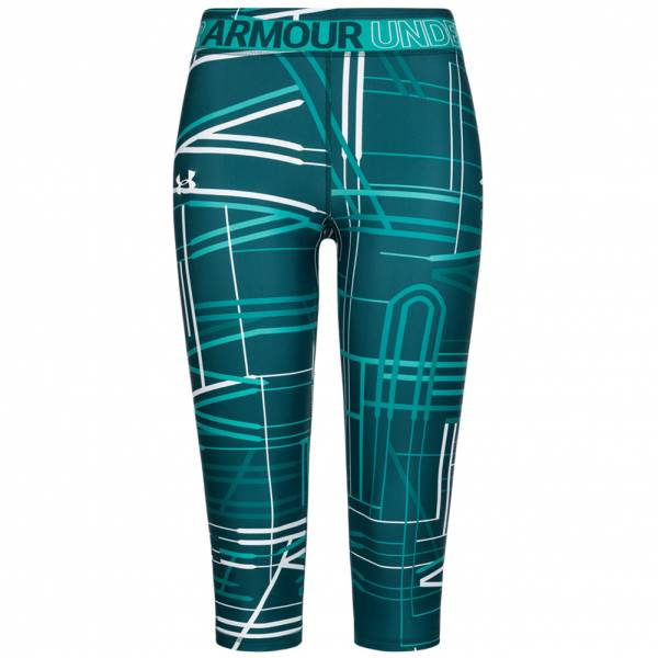 Under Armour HeatGear Girl Capri Leggings 1305645-716