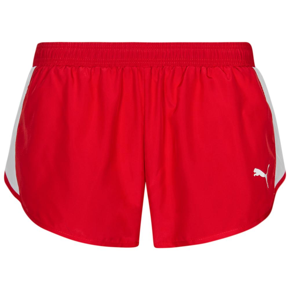 puma tb running split herren lauf shorts 509322 01 sportspar. Black Bedroom Furniture Sets. Home Design Ideas