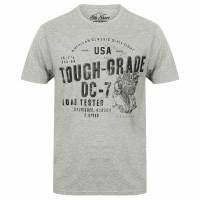 Sth. Shore Tough Grade Herren T-Shirt 1C10146 Light Grey Marl