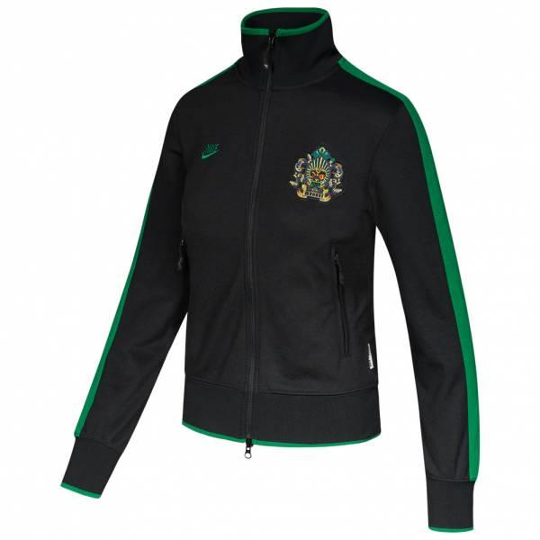 Nike x Kronk Colaboration N98 Track Top Jacket Damen Jacke 381050-011