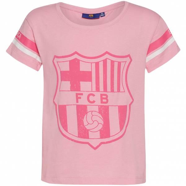FC Barcelona Barca Mädchen T-Shirt FCB-3-117