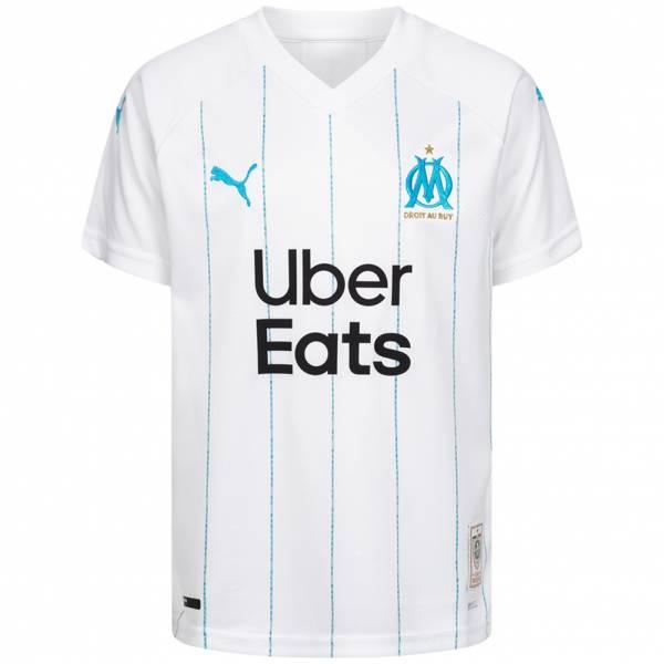 Olympique Marseille PUMA Kinder Heim Trikot 755686-01