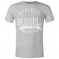 RUSSELL ATHLETIC Herren T-Shirt Genuine Goods grau FW16PON005