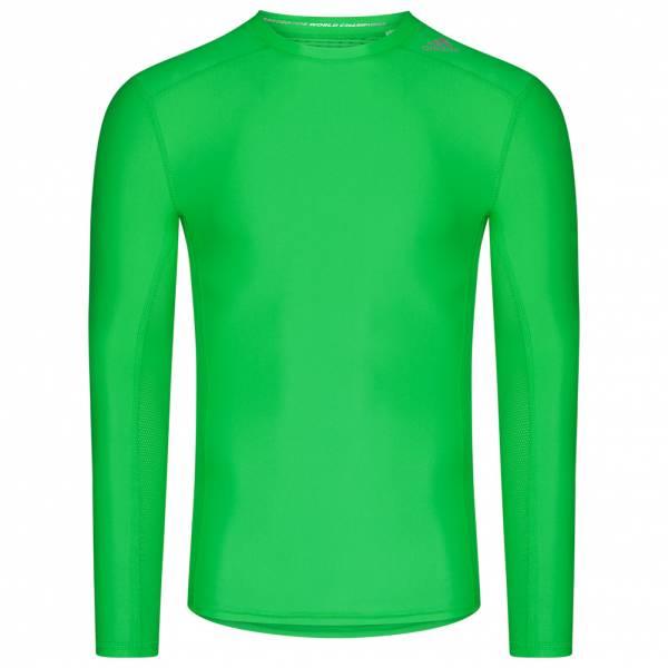 adidas Performance Techfit Chill Men's functional shirt Baselayer S95680
