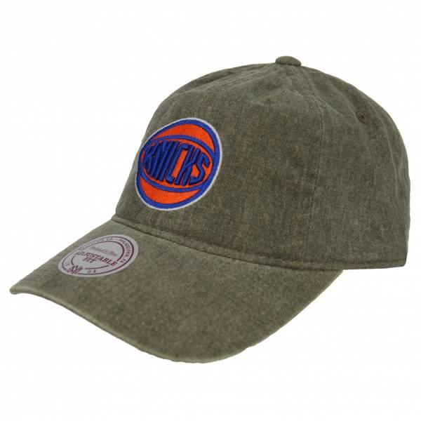 Mitchell & Ness New York Knicks NBA Blast Wash Cap MN-NBA-QC20Z-NYKNIC-OLI