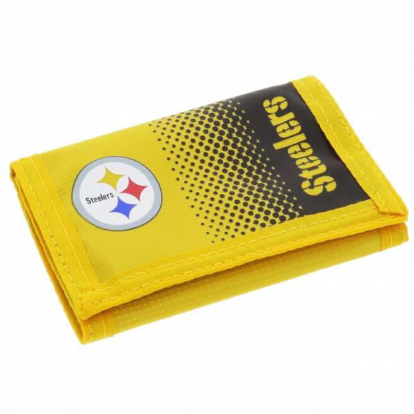 Pittsburgh Steelers NFL Fade Wallet Portemonnaie LGNFLFADEWLTPS