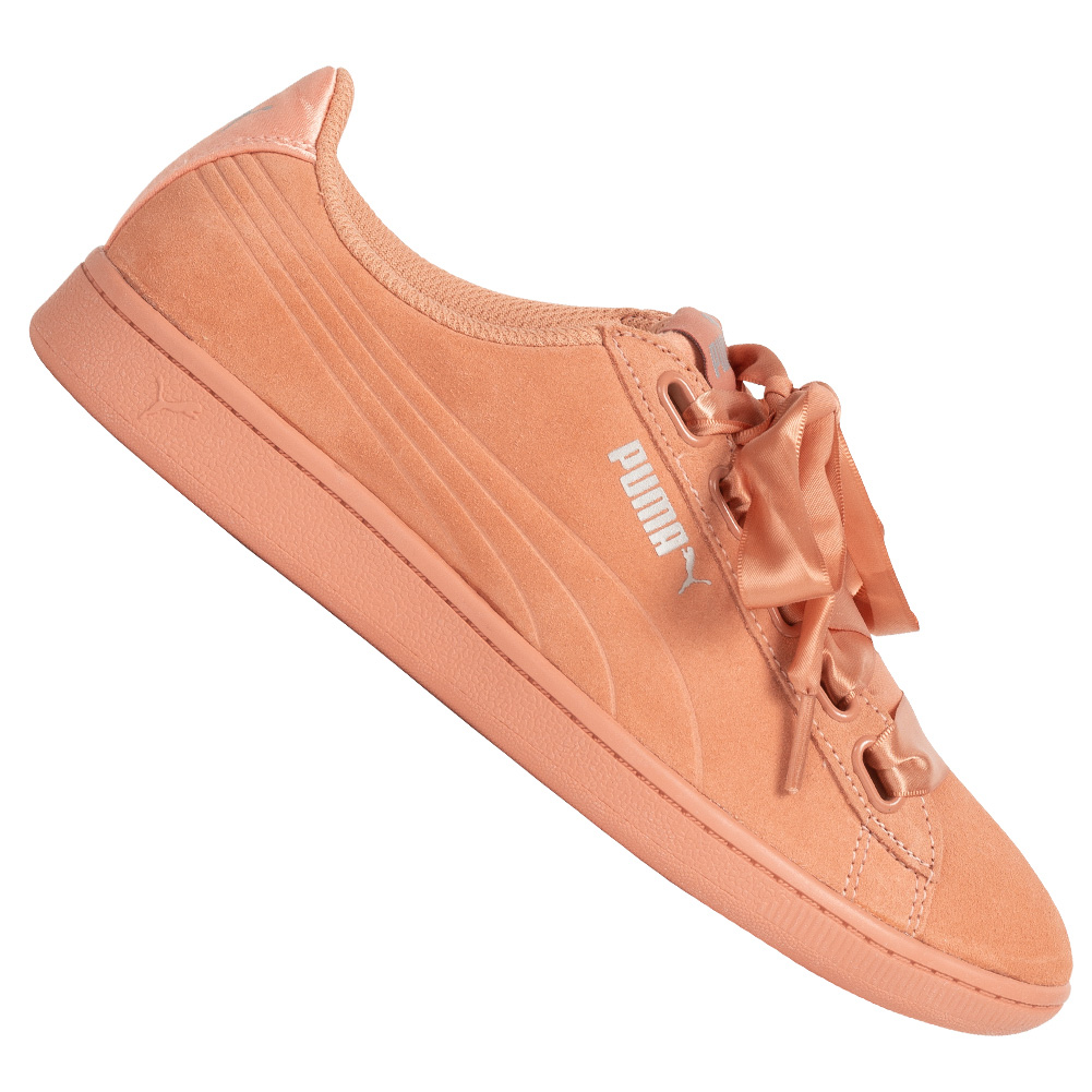 PUMA Vikky Ribbon Satin Damen Sneaker 366416-05