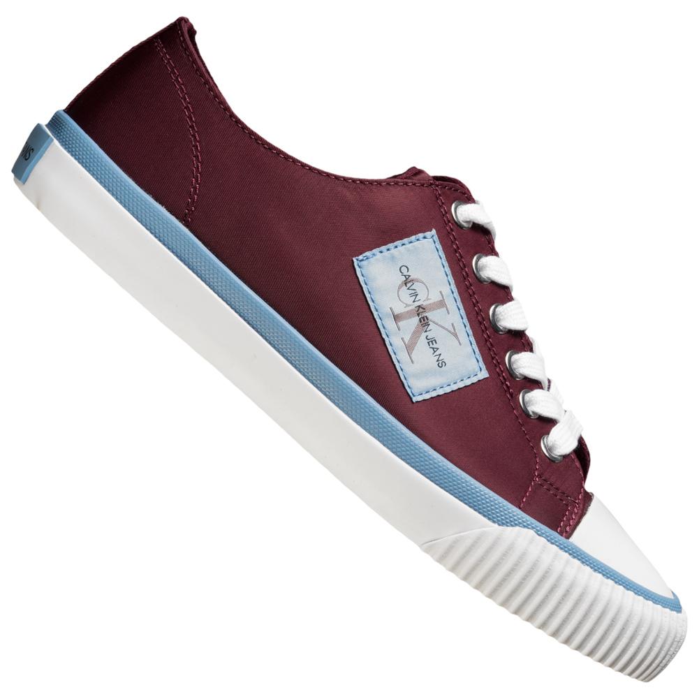 Calvin Klein Jeans Ivory Reflex Damen Reflective Sneaker R0769DBY