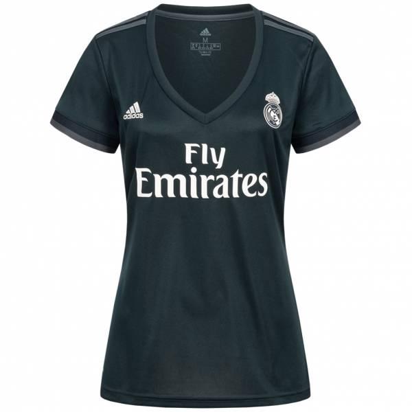 Real Madrid CF adidas Mujer Camiseta de segunda equipación CG0556