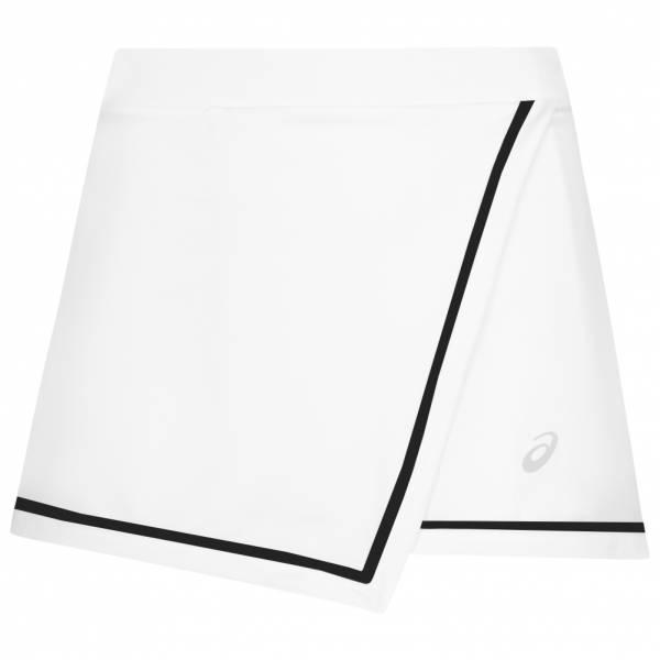 ASICS Styled Skort Damen Tennisrock 130254-0001 weiß schwarz