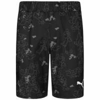 PUMA Active AOP Kinder Woven Shorts 854420-01