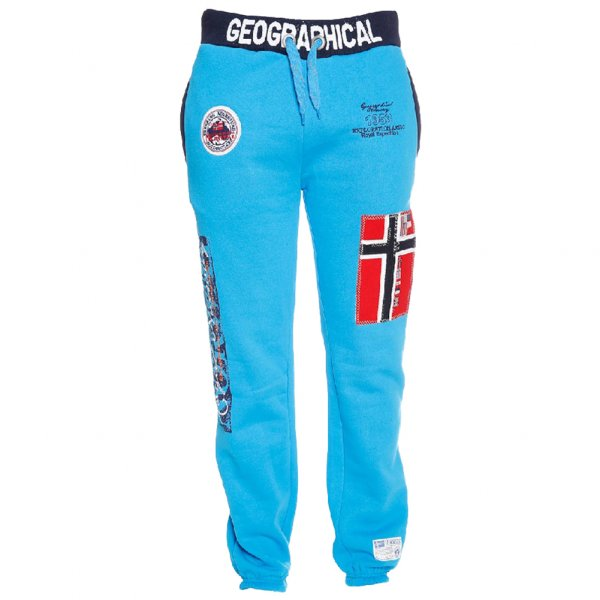 Geographical Norway Herren Jogginghose Myer Turquoise