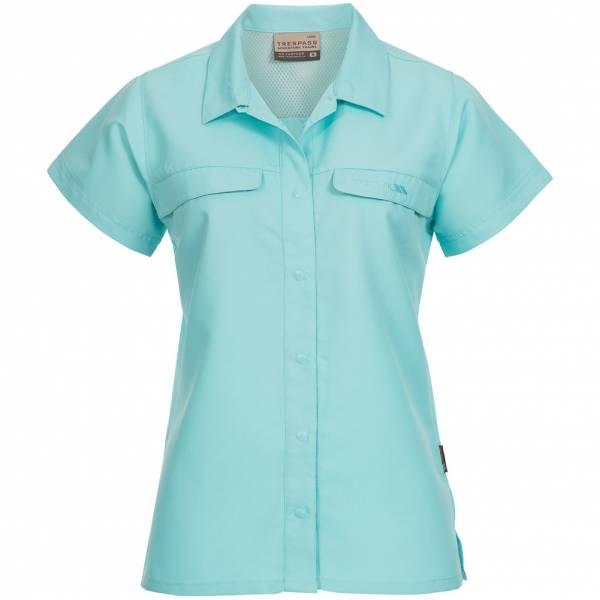 TRESPASS CoolMax Bluse Damen Wander Shirt