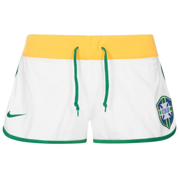 Brasilien Nike Damen Shorts Mini Pants 253677-100