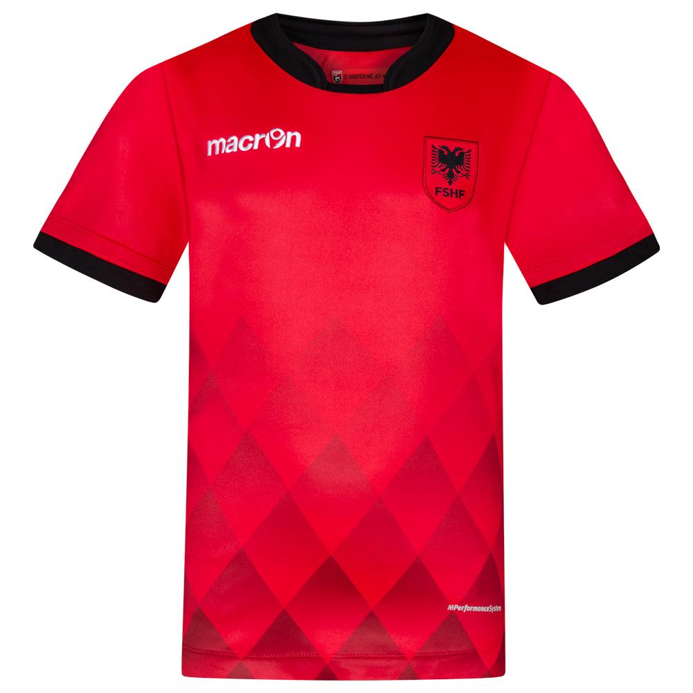 maglia albania adidas