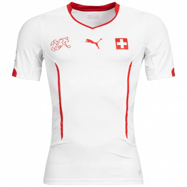 Schweiz PUMA Herren ACTV Fit Trikot Authentic Player Issue 744354-02