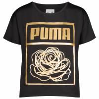 PUMA x Careaux Logo Tee Damen T-Shirt 571689-05