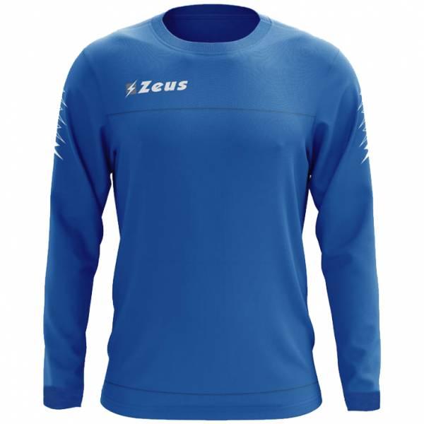 Zeus Enea Sweat-shirt d'entraînement royal blue