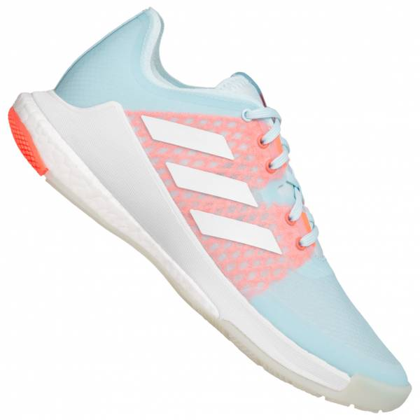 adidas Crazyflight x BOOST Damen Volleyball Schuhe EF2676