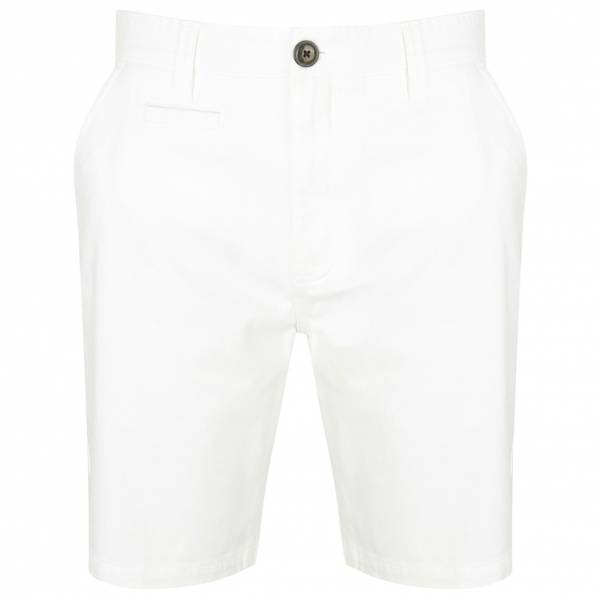 Sth. Shore Scotch Herren Chino Shorts Sommer 1G10424A Optic White
