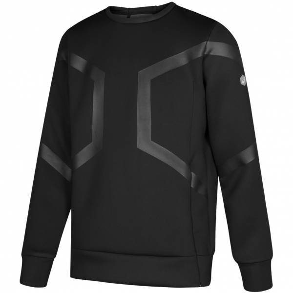 ASICS Tiger Hexagon Crewneck Top Uomo Felpa 146392-0904