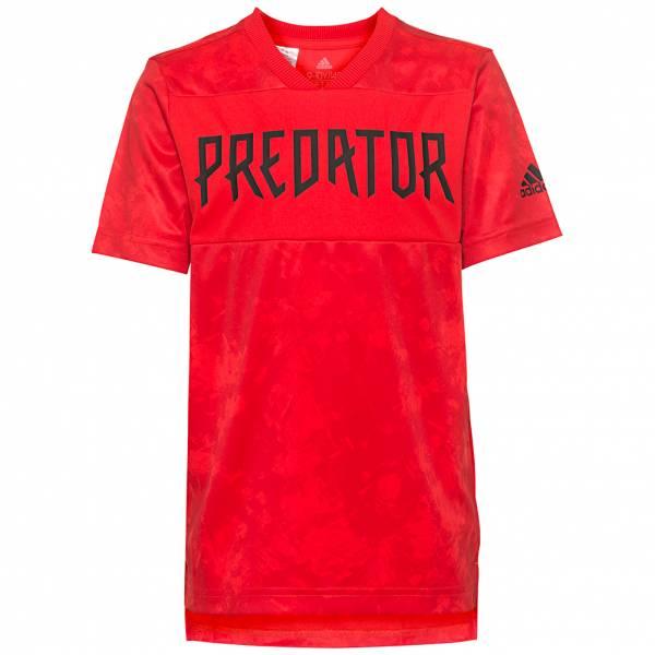 adidas Predator Allover Print Kinder Trikot FM1727