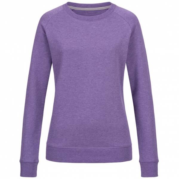 RUSSELL Raglan Damen Sweatshirt 0R280F0-Purple-Marl