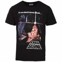 GOZOO x Star Wars Krieg der Sterne 40 Jahre Herren T-Shirt GZ-9-STA-927-M-B