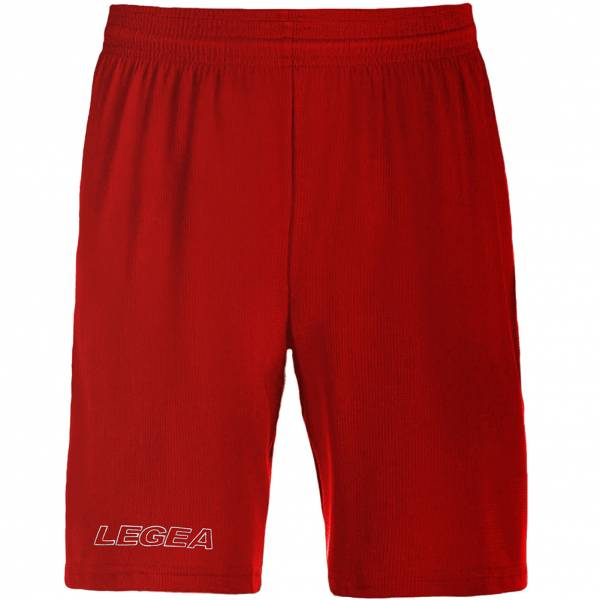 Legea Pantalones cortos Bermuda All Sport Red