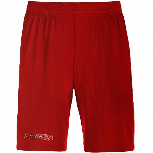 Legea Shorts Bermuda All Sport Red