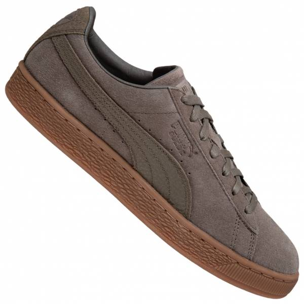 PUMA Suede Classic Natural Leder Sneaker 363869-01