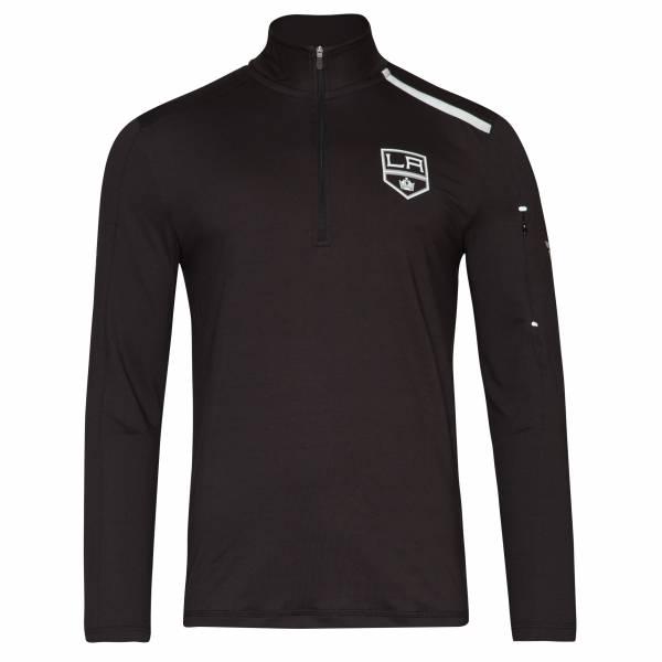 Los Angeles Kings Fanatics 1/4-Zip Herren Trainings Sweatshirt MA27127A2AN45U