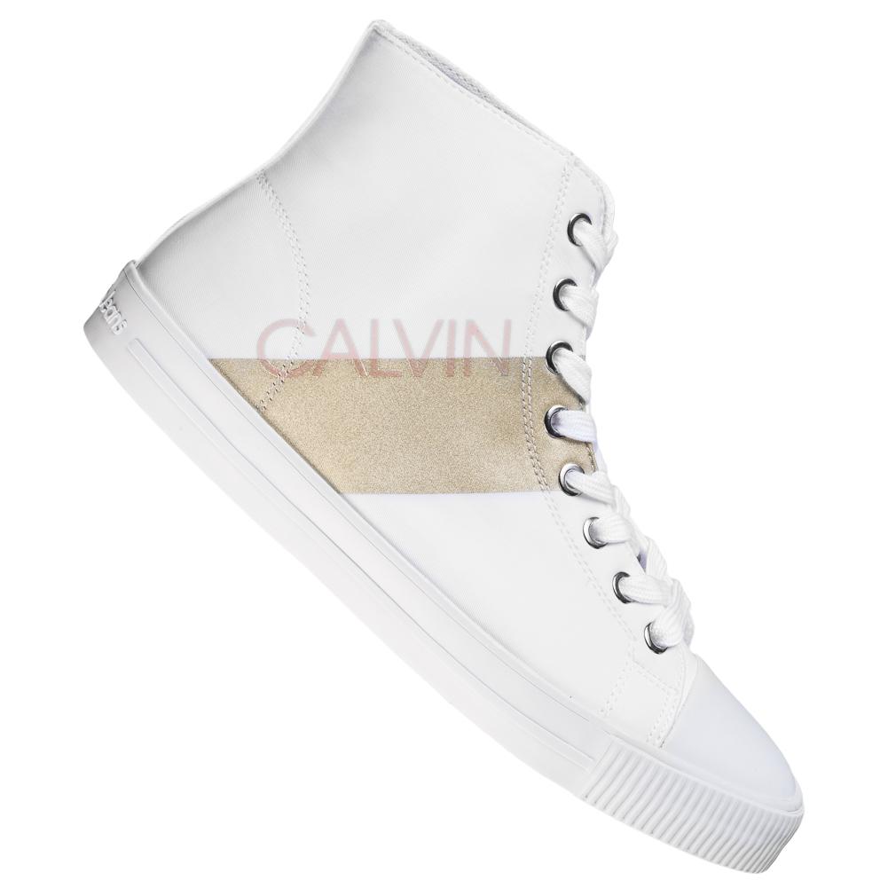 Calvin Klein Jeans Dalma Damen High Top Sneaker RE9804WGD