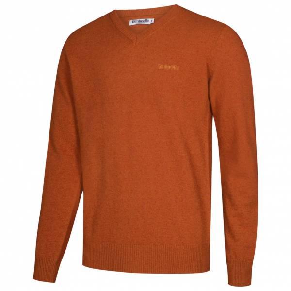 Lambretta Lambswool Sweater Herren Lammwolle Sweatshirt RWIK0045-NIGHT