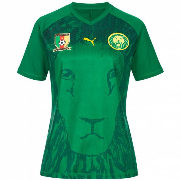 Kamerun PUMA Damen Trikot 740449-04