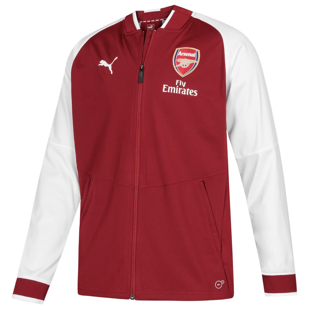 Arsenal London PUMA Herren Stadion Jacke 752656 03
