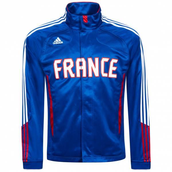 Frankreich adidas Federation Herren Basketball Jacke S88410