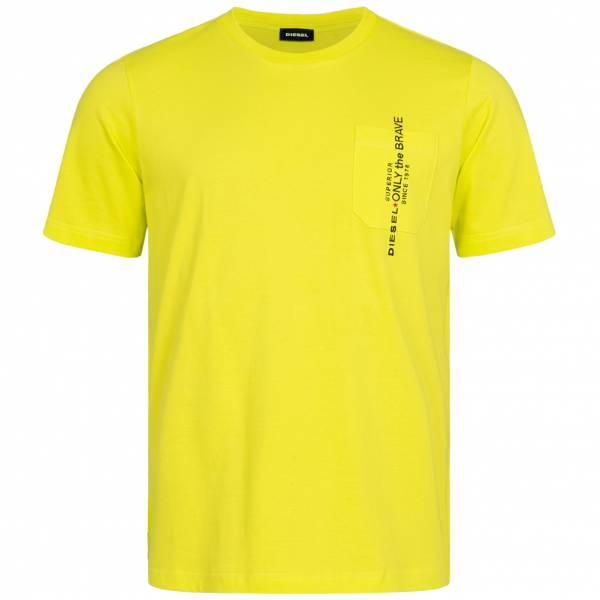 Diesel T-Just-Pocket Herren T-Shirt 00SH13 0BASU 5AT