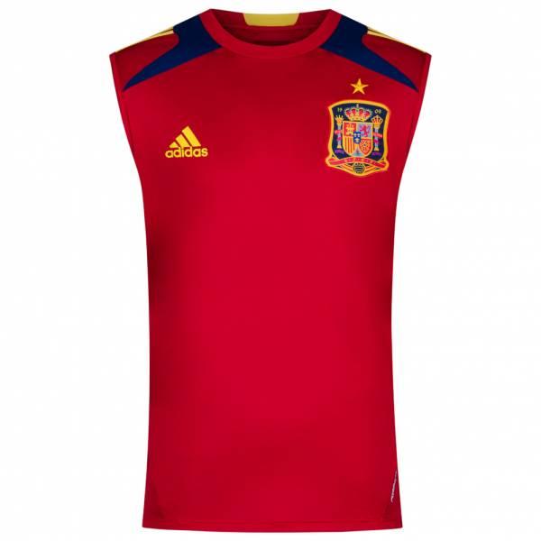 Spanien adidas Jersey Herren Trainingsshirt W39372