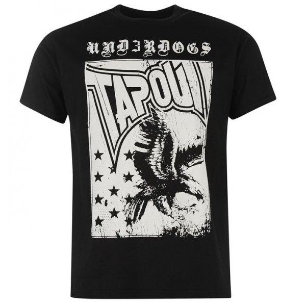 Tapout MMA Adler Herren T-Shirt Mens schwarz