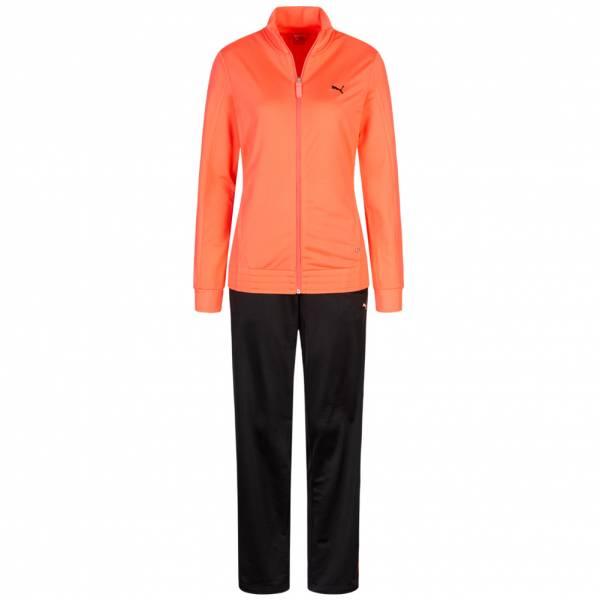 PUMA Knitted Panelled Damen Trainingsanzug 827572-60