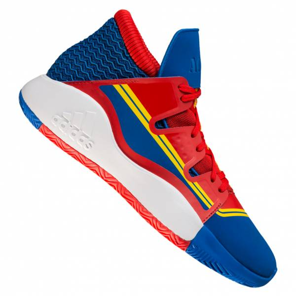 adidas Pro Vision x Captain Marvel basketball shoes EF2260