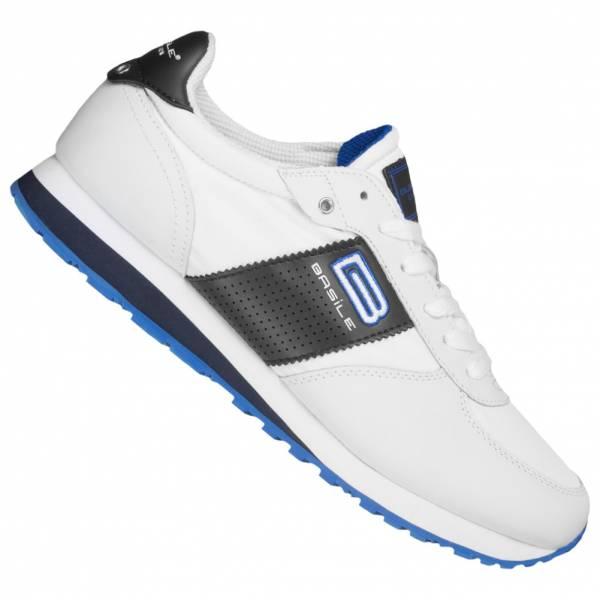BASILE Blanc Herren Sneaker BAM91350005