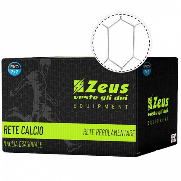 Zeus 7x2m Set de 2 filet de but de football