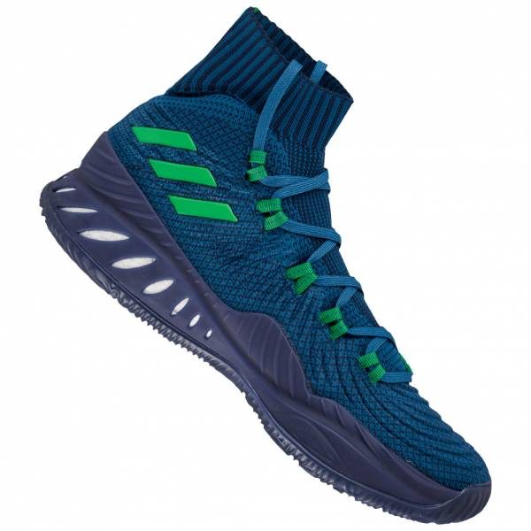 online retailer 45942 84294 adidas Crazy Explosive Primeknit Mens Basketball Shoes BY446
