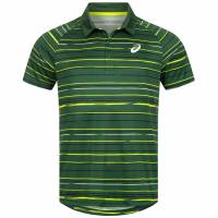 ASICS Club Graphic Herren Tennis Polo-Shirt 122766-0101